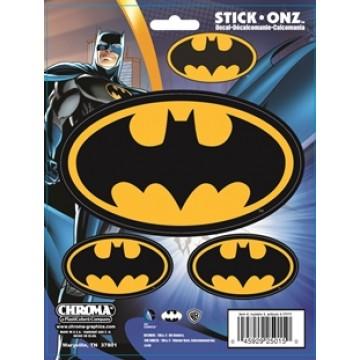 Batman Vinyl Decal Set