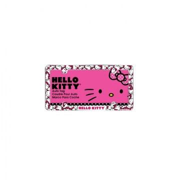 Hello Kitty Plastic License Plate Frame