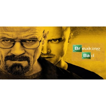 Breaking Bad Photo License Plate