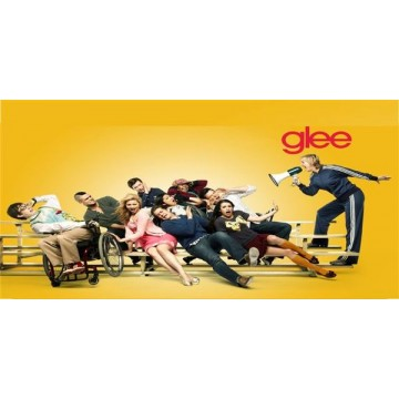 Glee Photo License Plate