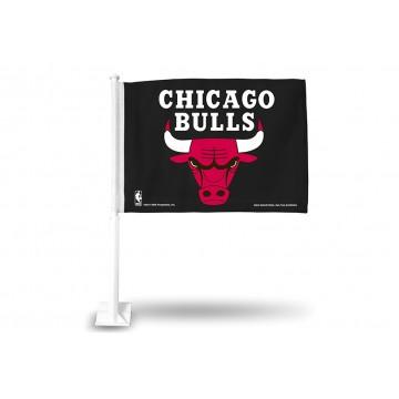 Chicago Bulls Car Flag