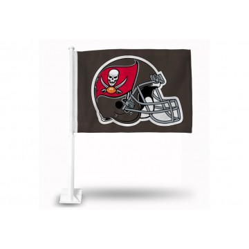 Tampa Bay Buccaneers Car Flag