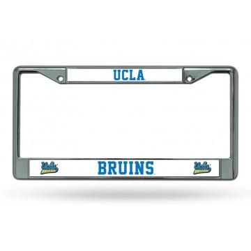 UCLA Bruins Chrome License Plate Frame