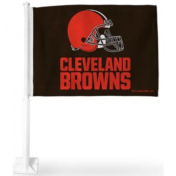 Cleveland Browns Car Flag
