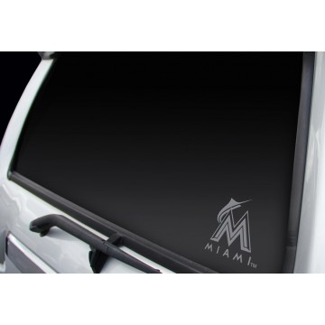 Miami Marlins Window Decal