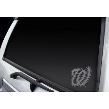 Washington Nationals Window Decal