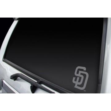 San Diego Padres Window Decal