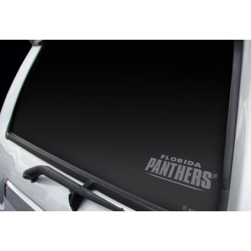Florida Panthers Window Decal