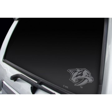 Nashville Predators Window Decal