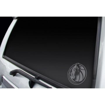 Dallas Mavericks Window Decal