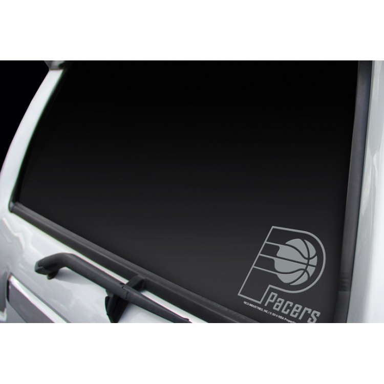 Indiana Pacers Window Decal