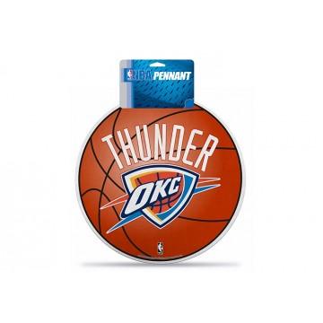 Oklahoma City Thunder Die Cut Pennant