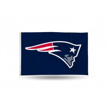 New England Patriots Banner Flag