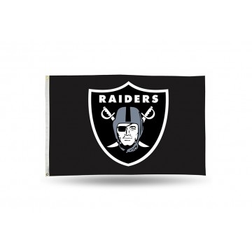 Oakland Raiders Banner Flag
