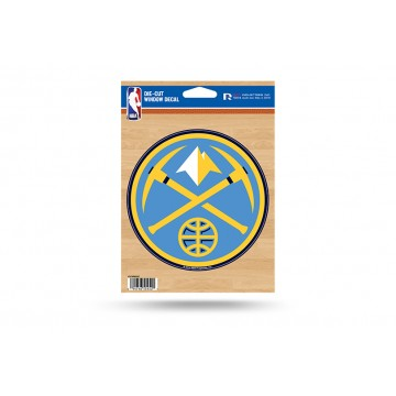 Denver Nuggets Die Cut Vinyl Decal