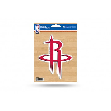 Houston Rockets Die Cut Vinyl Decal