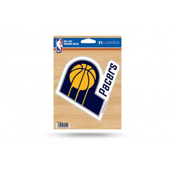 Indiana Pacers Die Cut Vinyl Decal