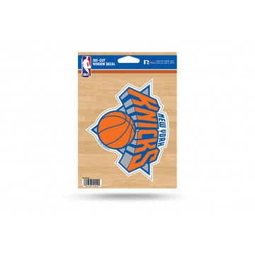 New York Knicks Die Cut Vinyl Decal