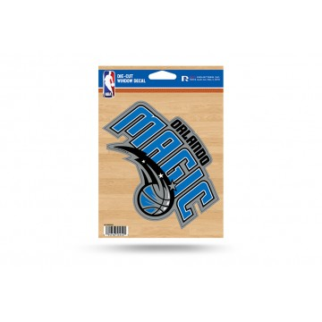 Orlando Magic Die Cut Vinyl Decal