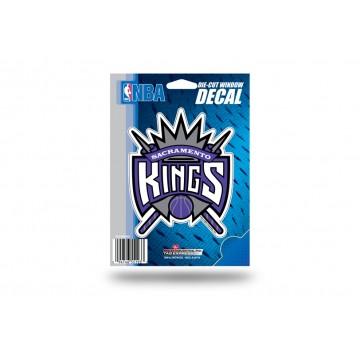Sacramento Kings Die Cut Vinyl Decal