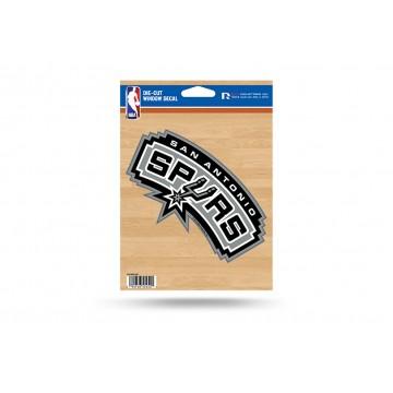 San Antonio Spurs Die Cut Vinyl Decal