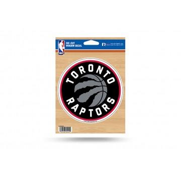 Toronto Raptors Die Cut Vinyl Decal