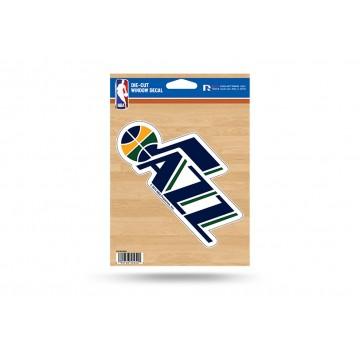 Utah Jazz Die Cut Vinyl Decal