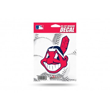 Cleveland Indians Die Cut Vinyl Decal
