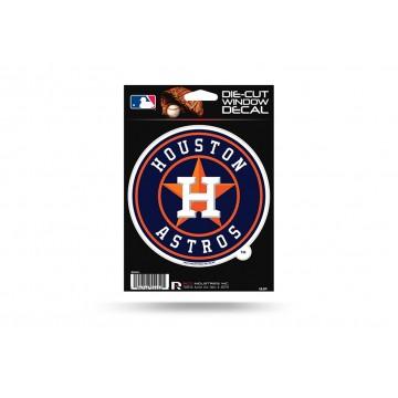 Houston Astros Die Cut Vinyl Decal