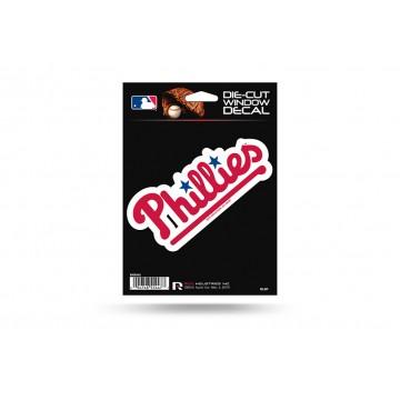 Philadelphia Phillies Die Cut Vinyl Decal