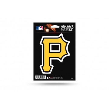 Pittsburgh Pirates Die Cut Vinyl Decal