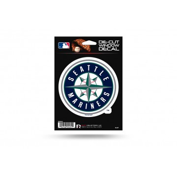 Seattle Mariners Die Cut Vinyl Decal
