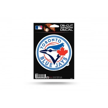 Toronto Blue Jays Die Cut Vinyl Decal