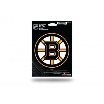 Boston Bruins Die Cut Vinyl Decal