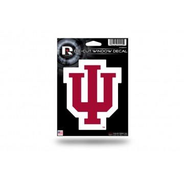 Indiana Hoosiers Die Cut Vinyl Decal