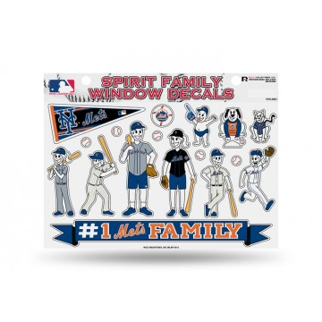 New York Mets Family Decal Set