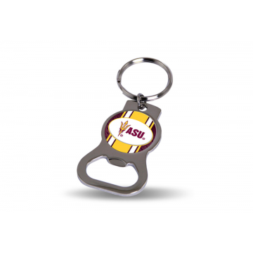 Arizona State Sun Devils Key Chain And Bottle Opener