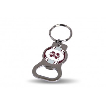 Mississippi State Bulldogs Key Chain And Bottle Opener