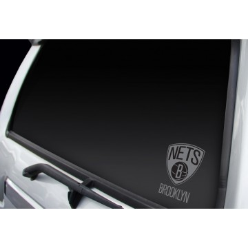 Brooklyn Nets Window Decal