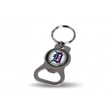 Detroit Tigers Key Chain And Bottle Opener