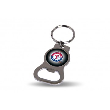 Texas Rangers Key Chain And Bottle Opener