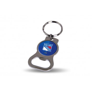 New York Rangers Key Chain And Bottle Opener