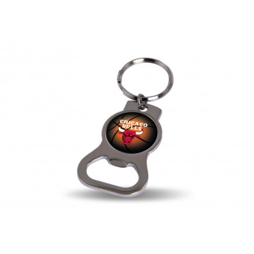 Chicago Bulls Key Chain And Bottle Opener