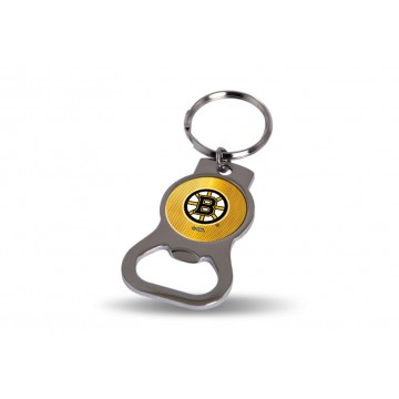 Boston Bruins Key Chain And Bottle Opener