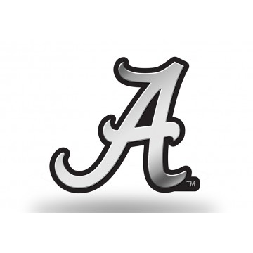 Alabama Crimson Tide NCAA Plastic Auto Emblem