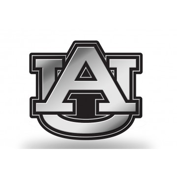 Auburn Tigers NCAA Plastic Auto Emblem