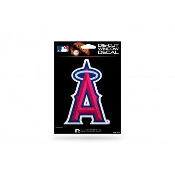 Anaheim Angels Glitter Die Cut Vinyl Decal