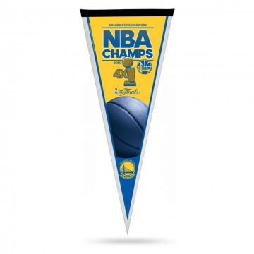 Golden State Warriors 2015 Champs Pennant
