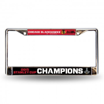 Chicago Blackhawks 2015 Champs Chrome Frame