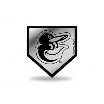 Baltimore Orioles MLB Plastic Auto Emblem